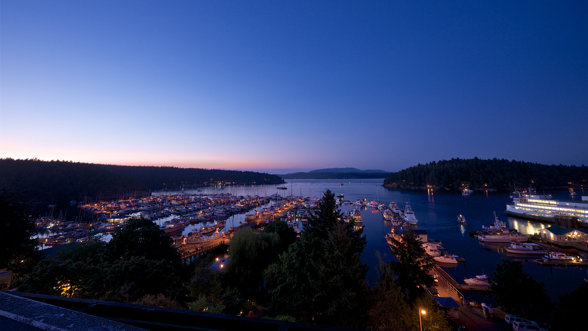 Friday Harbor House