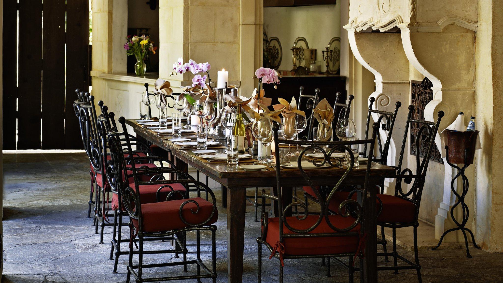 The Kenwood Inn & Spa, Four Sisters Inn