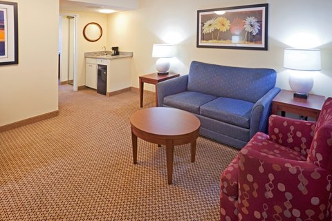 Crowne Plaza Suites ARLINGTON - BALLPARK - STADIUM - Suite