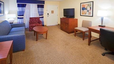 Crowne Plaza Suites ARLINGTON - BALLPARK - STADIUM - Single Bed Guest Room