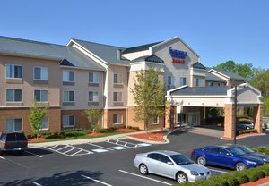 Exterior view - Fairfield Inn & Suites by Marriott Northwest Richmond