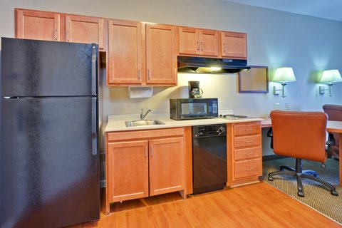 Candlewood Suites CLARKSVILLE - Room Feature