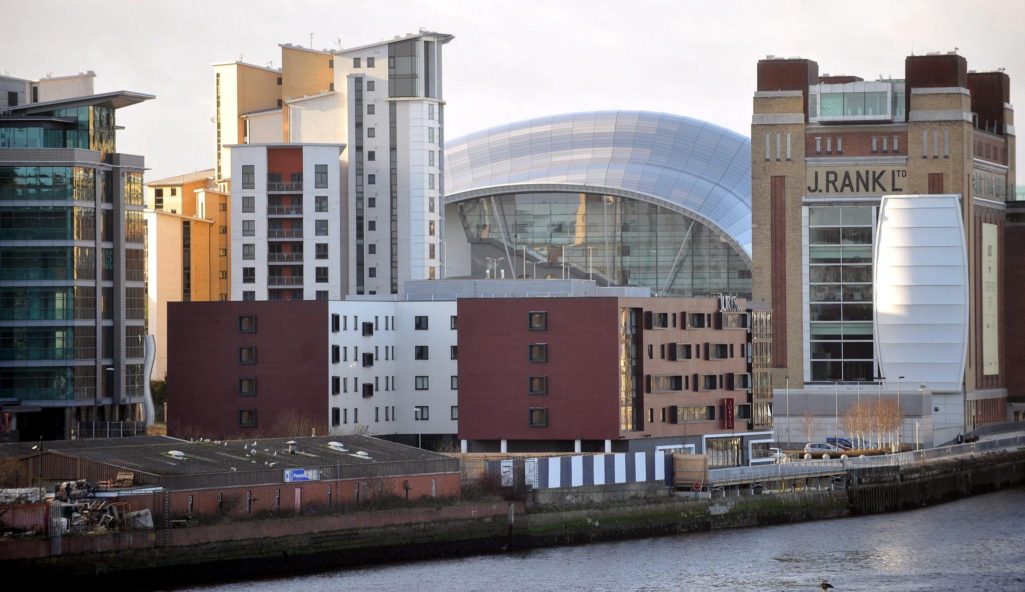 Jurys Inn NewcastleGateshead Quays