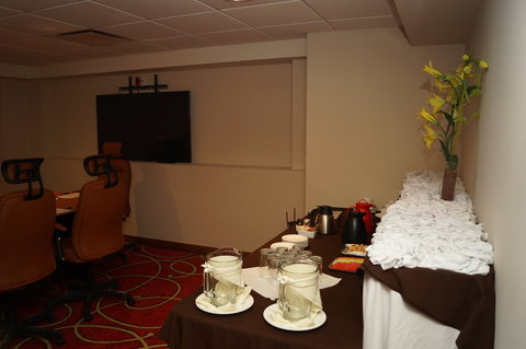 Crowne Plaza TUXPAN - Executive board room
