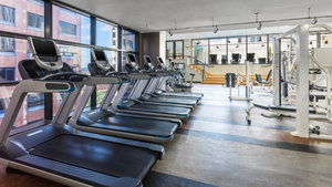 Fitness/ Exercise Room - InterContinental Hotel New Orleans