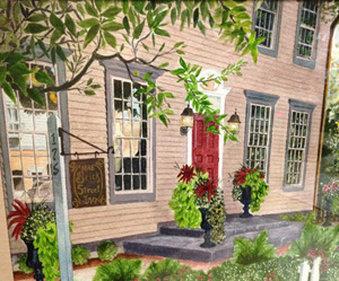 Brick Street Inn Zionsville In Hotels Gds Reservation Codes Travel Weekly