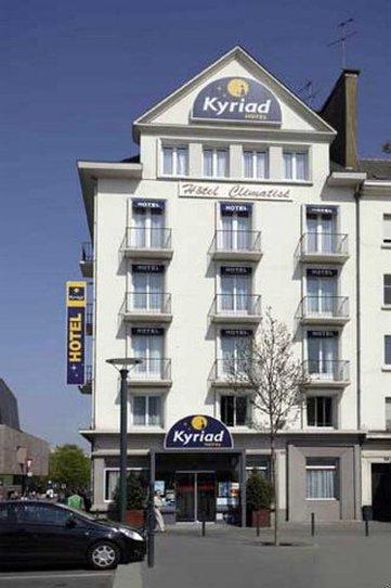Kyriad - Rennes Centre Pohled zvenku