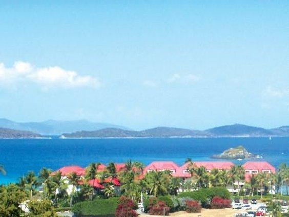 Sapphire Beach Villas & Suites Vue extérieure
