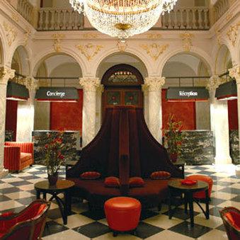 德拉帕克斯酒店 - Lobby