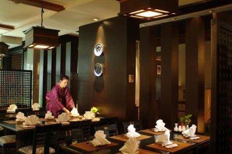 Royal Princess Larn Luang Hotel - Mikado Japanese Restaurant
