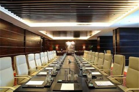 Raffles Dubai - Meeting Room
