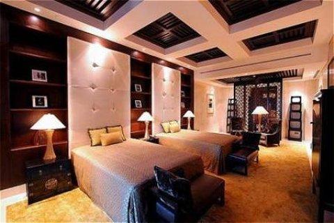 Raffles Dubai - Royal Suite