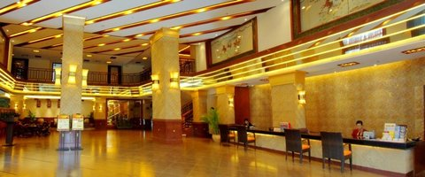 Siamstar Business Hotel - Lobby