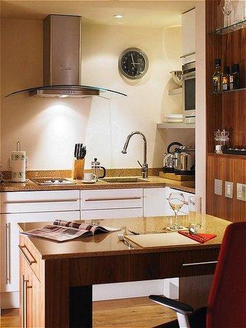 فندق ستيبردج سيتي ستار - Staybridge Suites-Cairo Studio Suite Kitchen