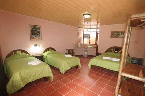 Lavas Del Arenal - FAMILY-5Guest-1Queen-3Twin