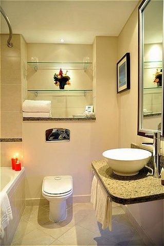 فندق ستيبردج سيتي ستار - Studio Suite Bathroom