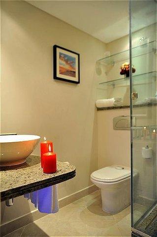 فندق ستيبردج سيتي ستار - Two Bedroom Suite Bathroom