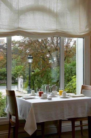 Villa Soro - Breakfast Room