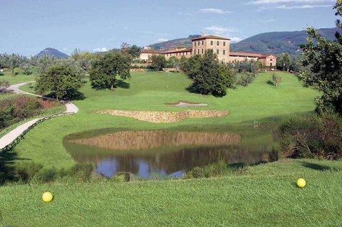 Grotta Giusti Resort Golf Spa - Golf course