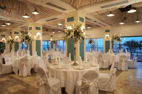 Hilton Daytona BeachResort-Ocean Walk Village - Ballroom Wedding