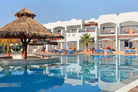 فندق هلتون شيخ فيروز - Pool Bar