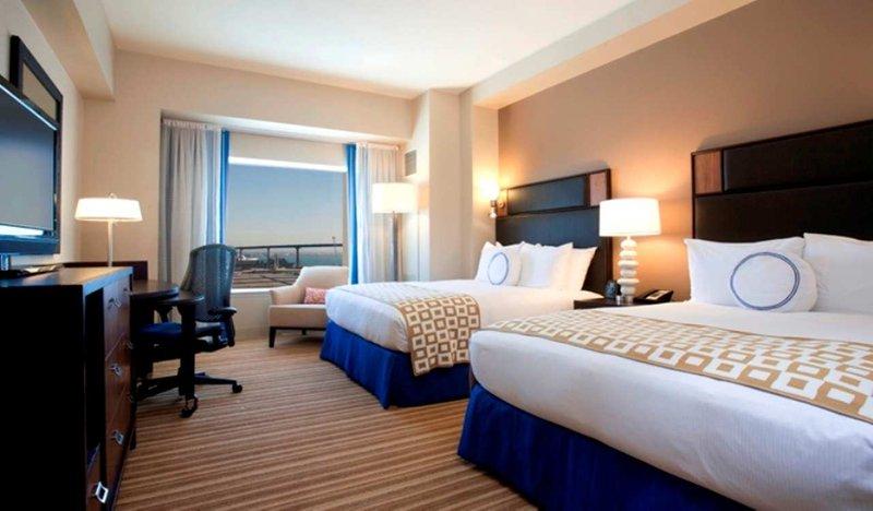 Hilton San Diego Bayfront Odanın görünümü