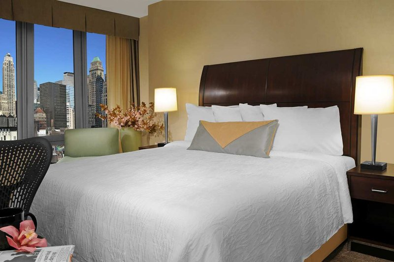 Hilton Garden Inn New York/West 35th Street Rum