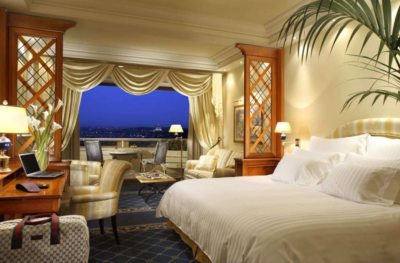 Rome Cavalieri, Waldorf Astoria Hotels & Resorts Chambre