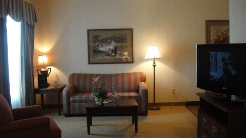 Homewood Suites by Hilton Amarillo - Studio Living Area