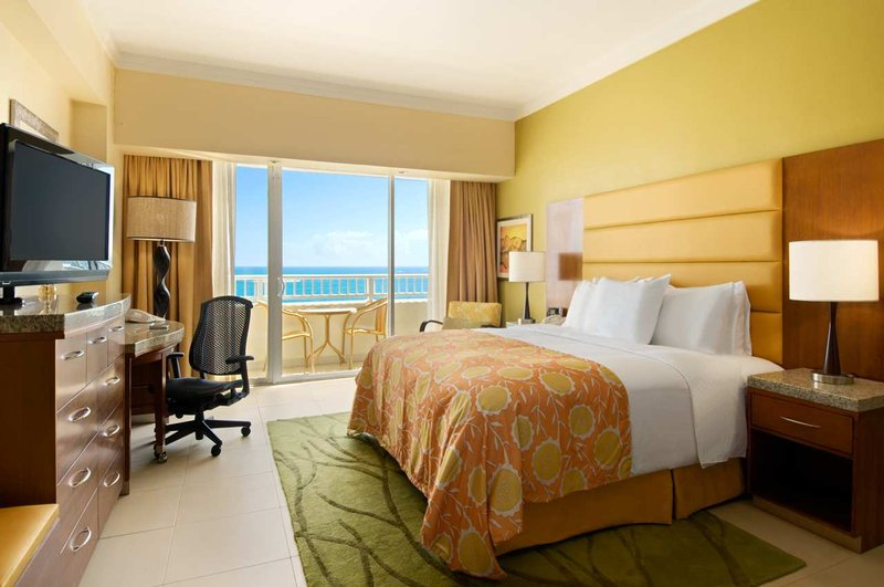 Caribe Hilton View of room