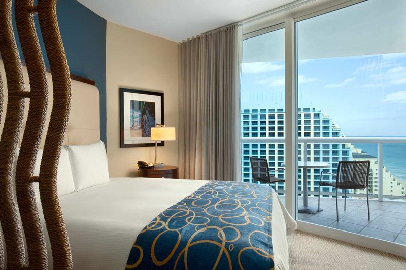 Hilton Fort Lauderdale Beach Resort Pokoj