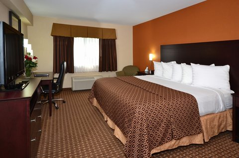 Best Western Concord Inn & Suites - Mobility Accessible King Room