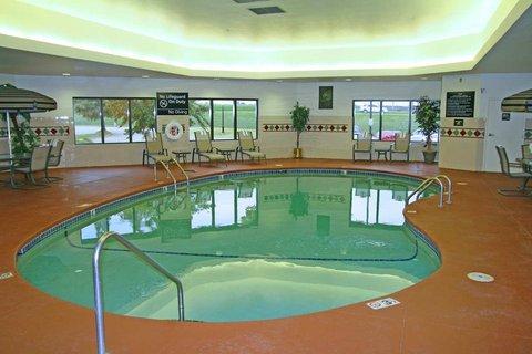 Hampton Inn - Fort Smith - Pool