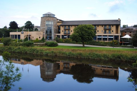 Riverside Park Hotel and Leisure Club - Deluxe Double or Twin Room