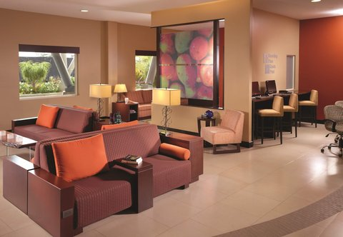 Courtyard by Marriott San Jose Airport Alajuela - Lobby