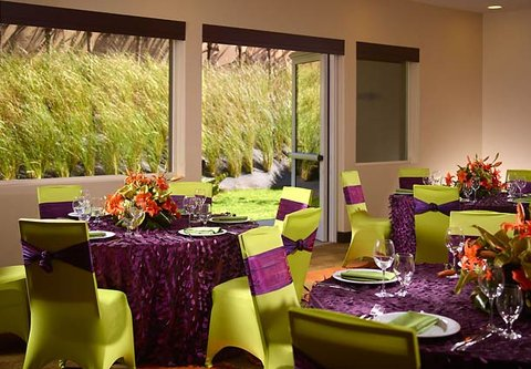 Courtyard by Marriott San Jose Airport Alajuela - Social