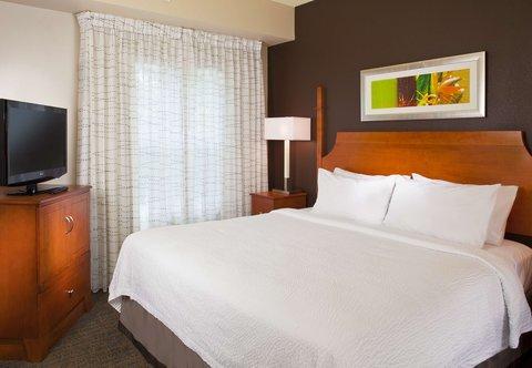 Residence Inn Sandestin at Grand Boulevard - King Suite Bedroom