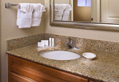 Residence Inn Sandestin at Grand Boulevard - Guest Bathroom Vanity