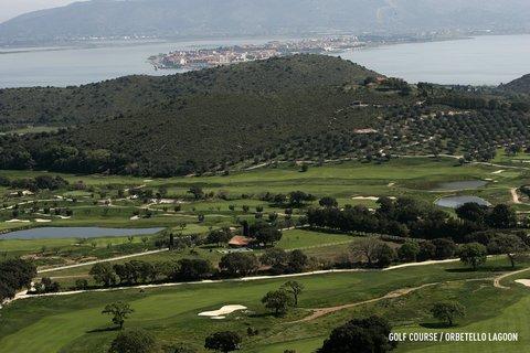 Argentario Resort Golf and Spa - Golf