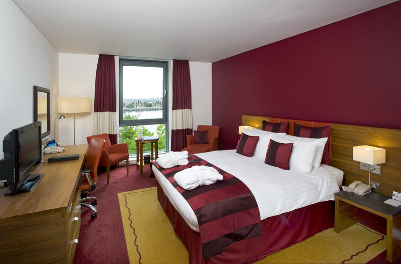 Crowne Plaza Hotel London Docklands Pokoj