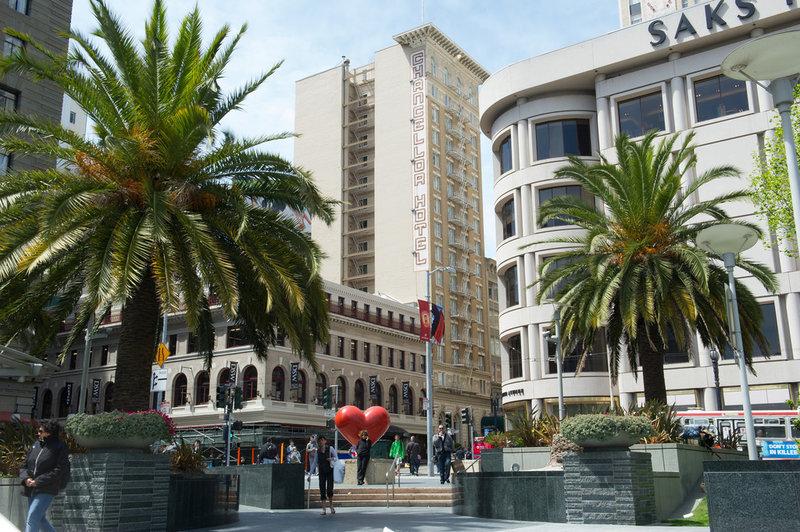 Chancellor Hotel On Union Square - San Francisco, CA