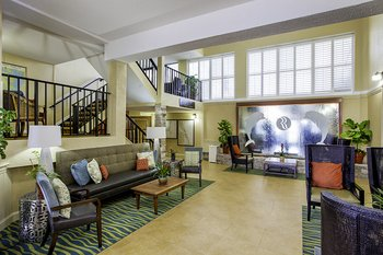 Ramada Inn Nags Head Beach - Lobby