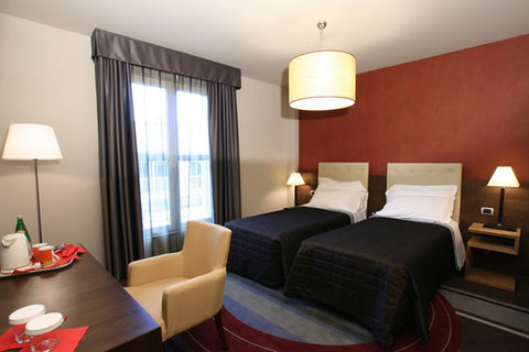 Admiral Park Hotel - Room
