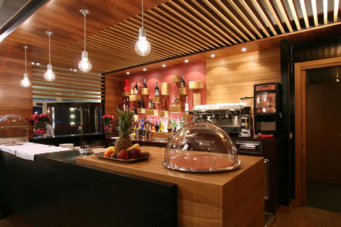 Admiral Park Hotel - Bar Lounge