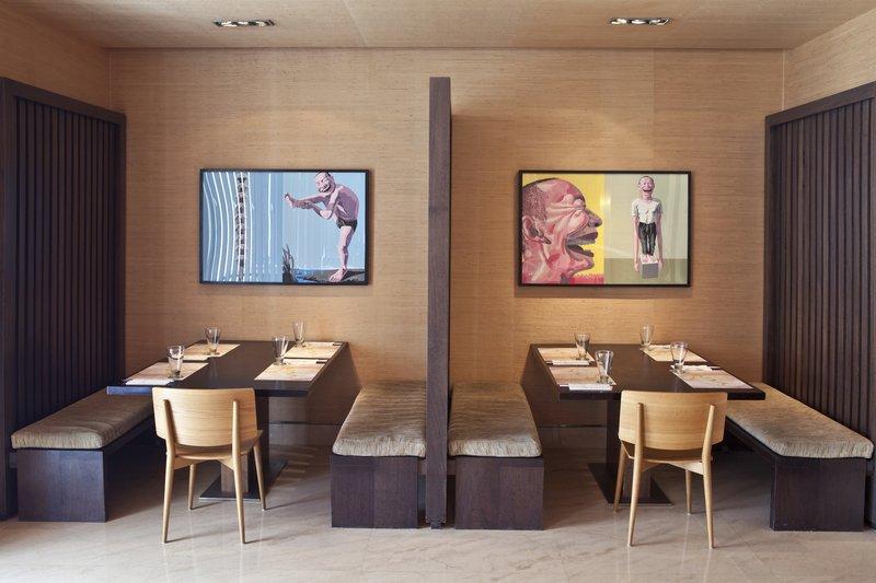 Radisson Blu Hotel, Dubai Deira Creek Ресторанно-буфетное обслуживание