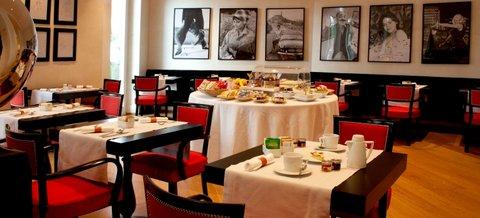 Siri Hotel - Breakfast