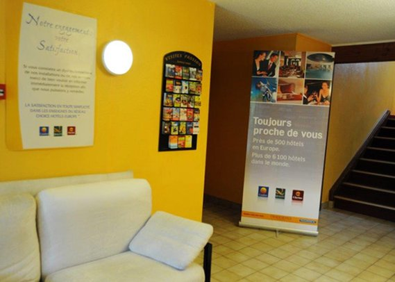 Comfort Inn Kiotel Lobby