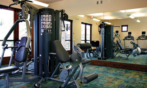 Wine & Roses Hotel Restaurant Spa - Fitness Center