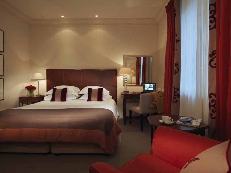 Rocco Forte Hotel Amigo Chambre