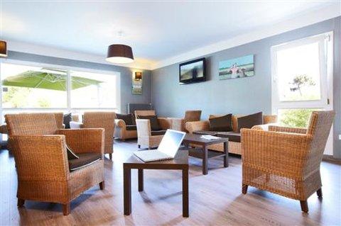 Hotel Kyriad le Touquet - Lobby
